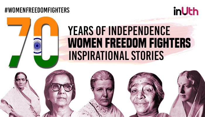 70 Women Freedom Fighters