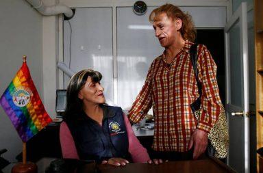 Pamela Valenzuela, La Paz, Bolivia