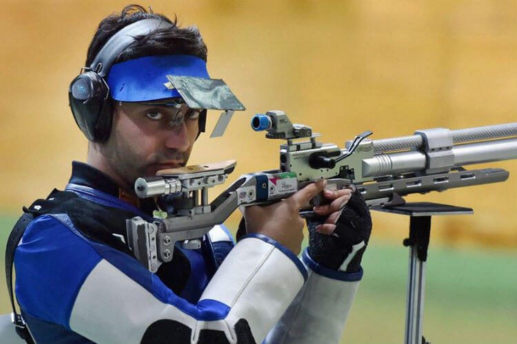 Abhinav Bindra, Shooting, Abhinav Bindra Facebook image