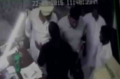 Paramjit Singh, Akali Dal, Akali dal leader assaults nurse
