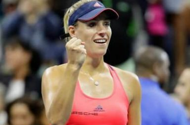 Angelique Kerber, US Open, Tennis, Angelique Kerber Twitter image