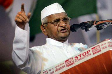 Anna Hazare, AAP, Arvind Kejriwal