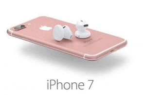 Apple, iPhone 7, Airpods