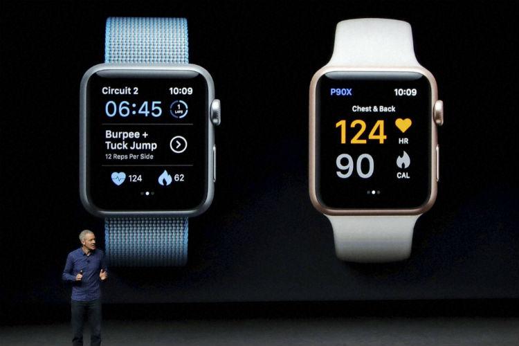 Apple Watch 2, iPhone 7