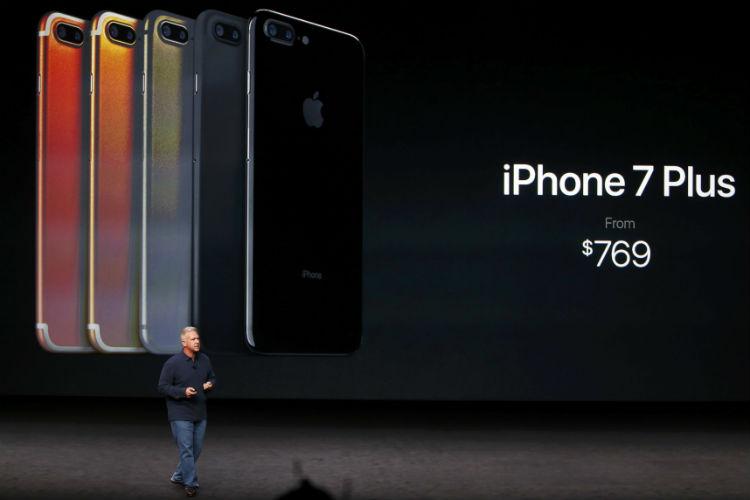 Apple, iPhone 7 Plus, Tim Cook