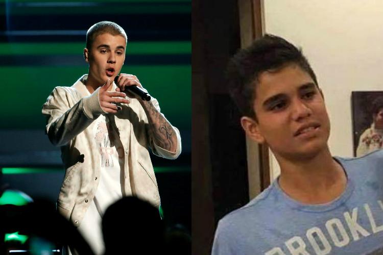 Justin Bieber, Arjun Tendulkar