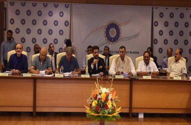 Anurag Thakur, BCCI