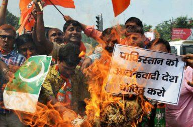 BJP activists, Patna