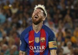 How will Barcelona cope without Messi against Borussia Moenchengladbach?