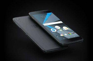 Blackberry, smartphones