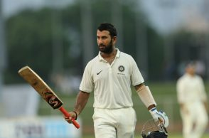 Cheteshwar Pujara, Indian Cricket Team