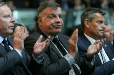 Football, England, Premier League, Sam Allardyce