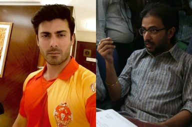 Fawad Khan and Amey Khopkar