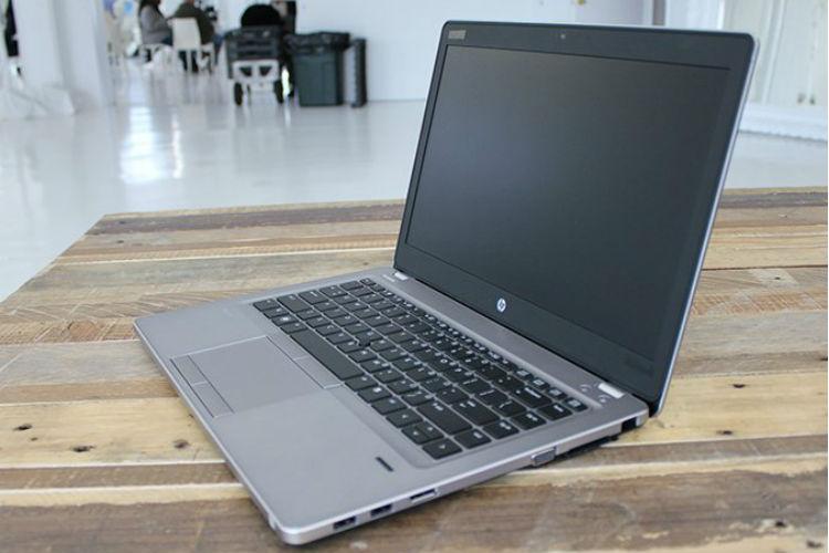 HP, Elitebook, laptop