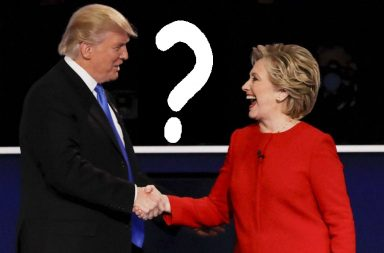 Hillary Clinton Donald Trump, First Debate