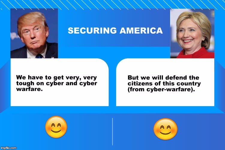 Hillary Clinton, Donald Trump, First Debate