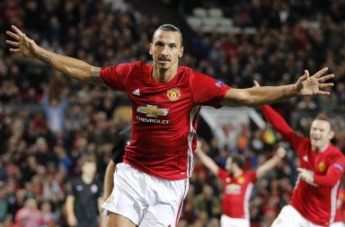 Football, Zlatan Ibrahimovic, Manchester United