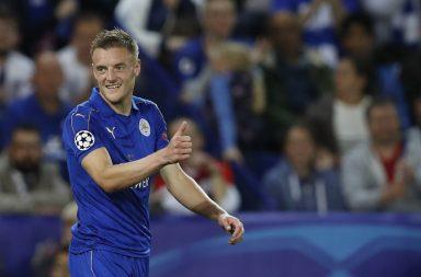 Football, Jamie Vardy, Leicester City