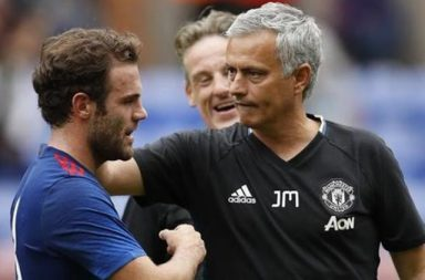 Football, Manchester United, Chelsea, Juan Mata, Jose Mourinho