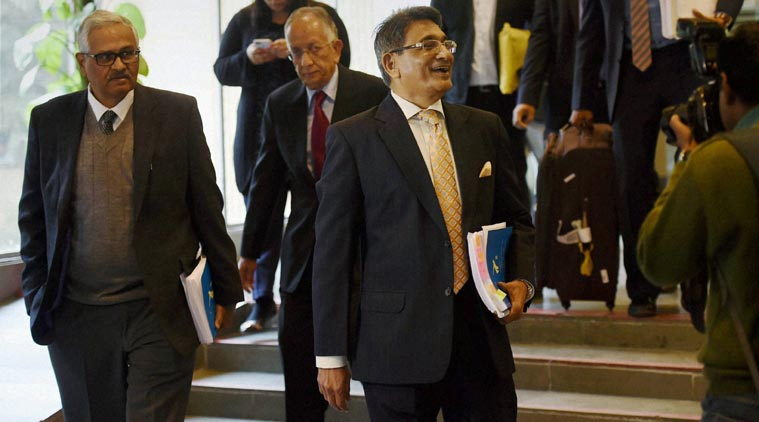 BCCI-Lodha war: Amicus curiae recommends sacking of BCCI top brass