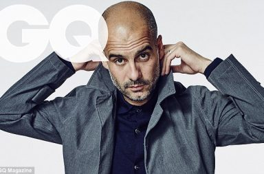 Football, Pep Guardiola, Manchester City, GQ Magazine