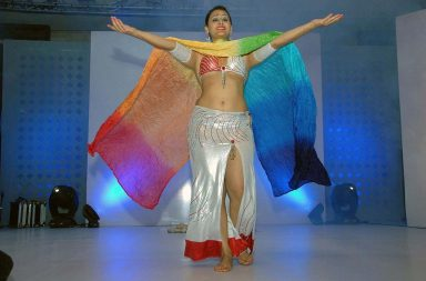Meher Malik, Belly Dancing, Beat pe Booty (Google)