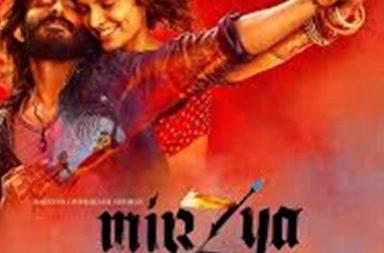 Mirziya poster