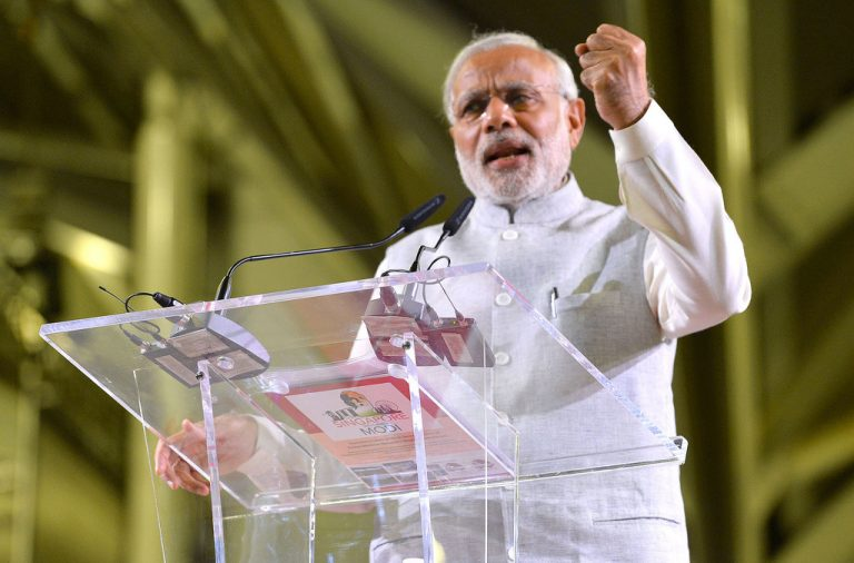 PM Modi attacks SP, says one party more interested in saving family