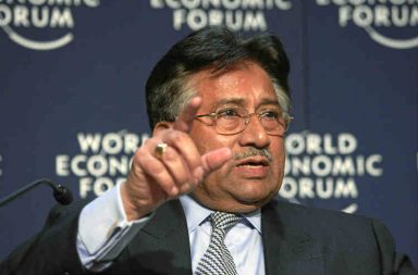 Pervez Musharraf called India a large country with small heart. (Photo: Wikimedia)