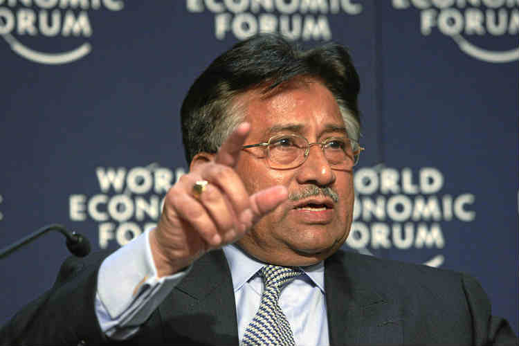 Arrest warrant issued against Pervez Musharraf in Nawab Bugti's murder case