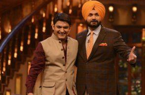 Navjot Singh Sidhu, The Kapil Sharma Show, Kapil Sharma