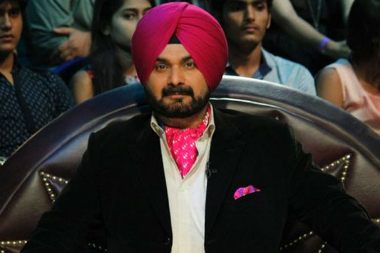 Navjot Singh Sidhu, Kapil Sharma, The Kapil Sharma Show