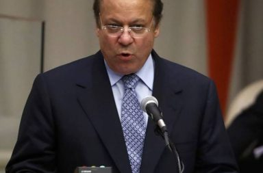 Nawaz Sharif, United Nations General Assembly, Manhattan, Washington