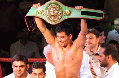 Neeraj Goyat, World Boxing Council, WBC image