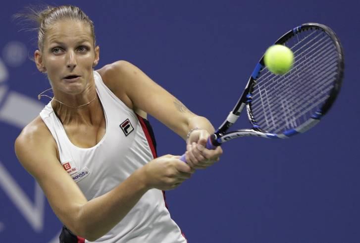 Karolina Pliskova, US Open, New York