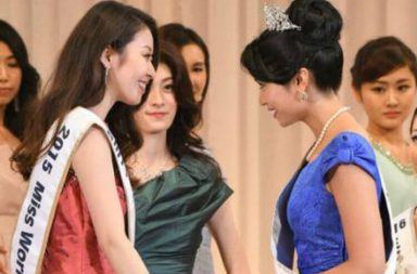 Priyanka Yoshikawa, Miss Japan, Priyanka Yoshikawa Facebook image