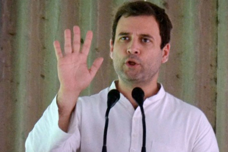 Congress reiterates pitch for Rahul Gandhi's elevation as party chief