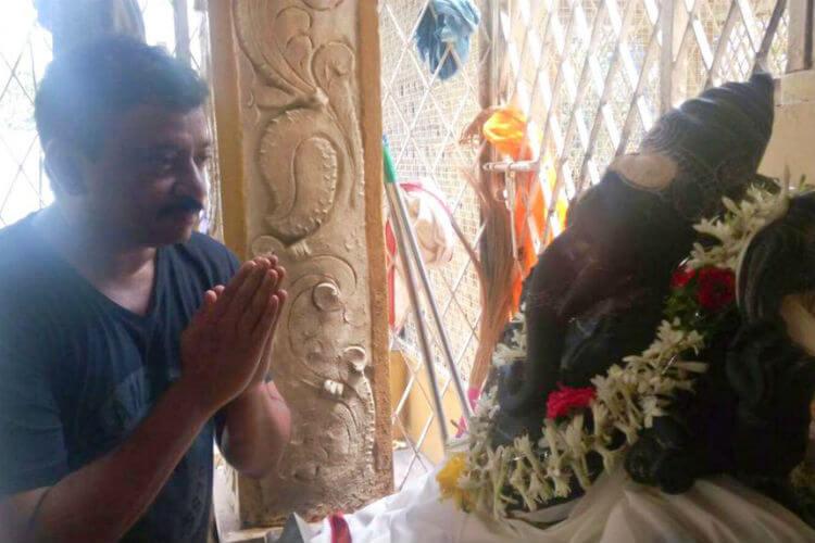 Ram Gopal Varma, Ganesh Chaturthi, Ram Gopal Varma Twitter image