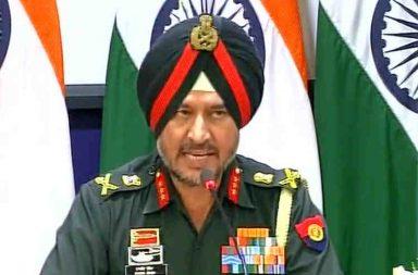 Lt General Ranbir Singh, DGMO, Indian Army