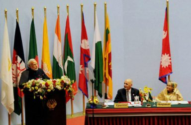 SAARC Summit, India, Pakistan