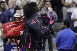 Serena Williams, US Open, New York