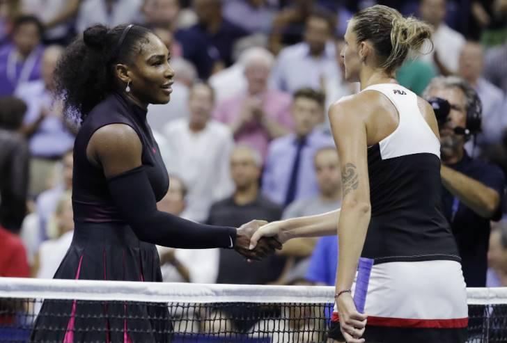 Serena Williams, Karolina Pliskova, US Open Washington