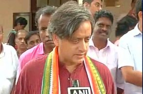 Shashi Tharoor, Congress