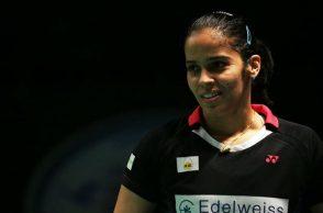 Saina Nehwal, Badminton, Saina Nehwal Twitter image