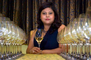 Sonal Holland, Wine
