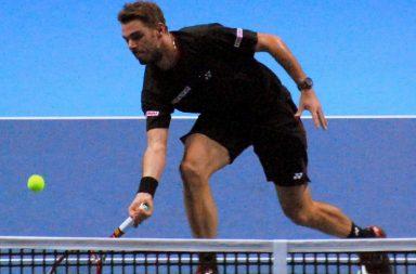 Tennis, Stan Wawrinka