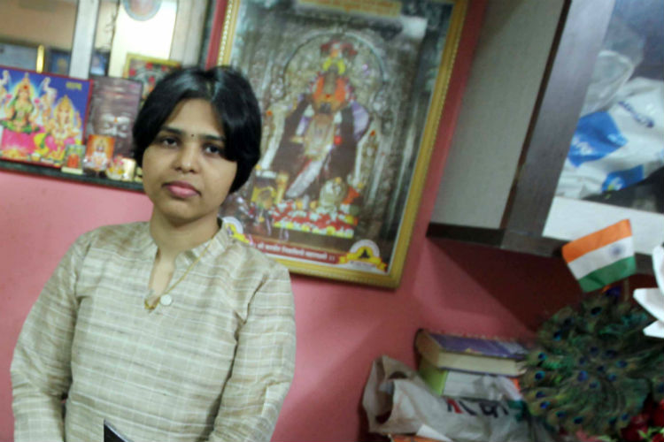 Trupti Desai, Bigg Boss 10
