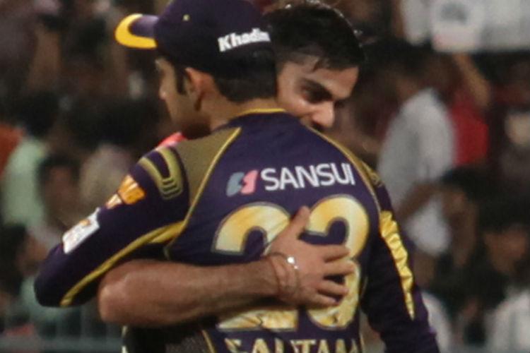 Virat Kohli, Gautam Gambhir, Indian Cricket, IPL