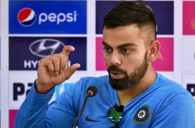 Virat Kohli, India vs New Zealand