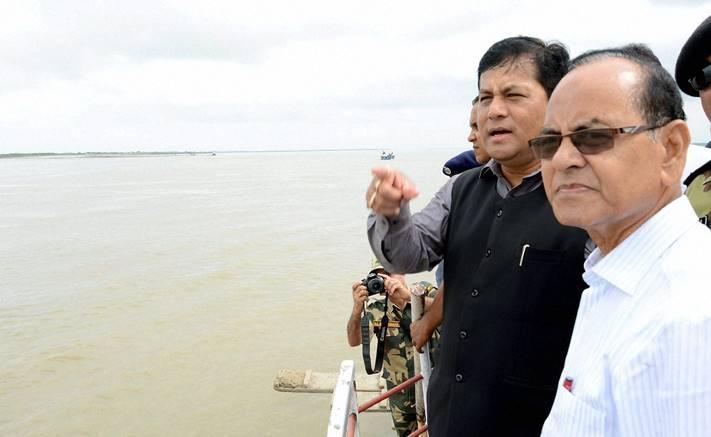 Sarbananda Sonowal, Assam, Mankachar